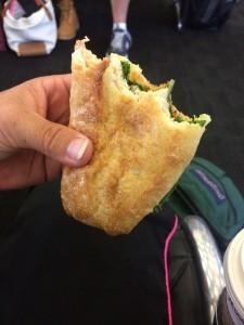 The non potato sandwich